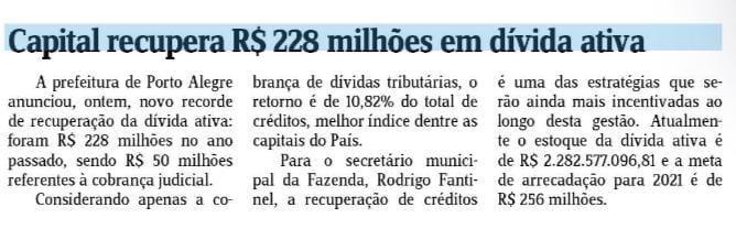 Jornal do Comércio - 27/01/2020
